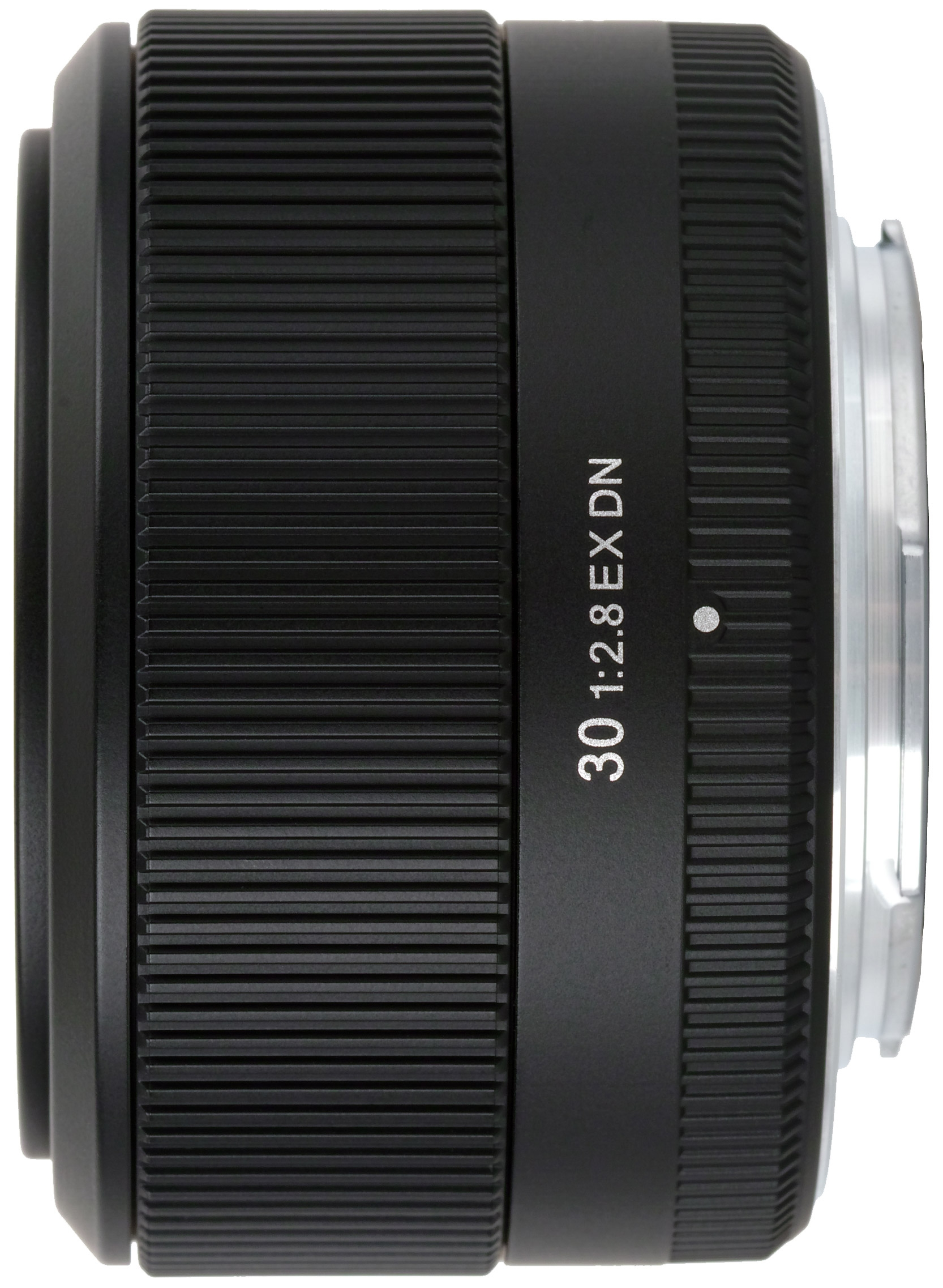 Sigma 30mm F2.8 DN for Micro Four Thirds Black [Art] foto objektīvs