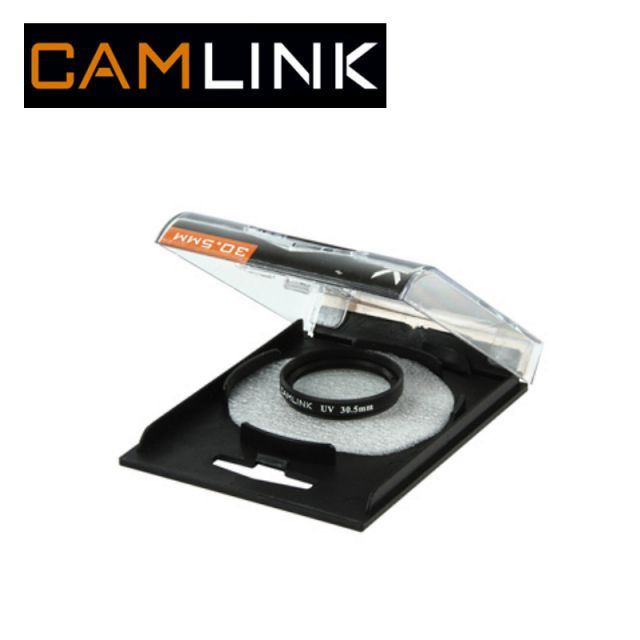 Camlink CML-CL-30.5UV UV filtrs noņem dūmakainību ainav s un UV Filtrs