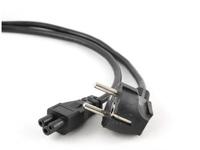 Gembird Power cord (C5), VDE approved, 1.8m Barošanas kabelis