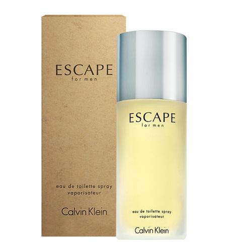 Calvin Klein Escape EDT 100ml Vīriešu Smaržas