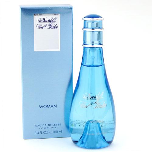 Davidoff Cool Water 100ml Smaržas sievietēm