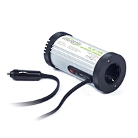 Energenie EG-PWC-031 12 V Car power inverter, 150 W / LED st Strāvas pārveidotājs, Power Inverter