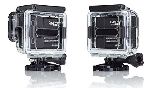 GoPro HERO3 Skeleton Housing Sporta kameru aksesuāri