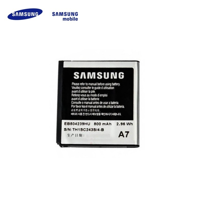 Samsung EB504239HU Original Battery for S5200 S5530 Li-Ion 8 akumulators, baterija mobilajam telefonam