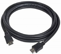 Gembird HDMI V2.0 male-male cable with gold-plated connectors 10m, bulk package kabelis video, audio
