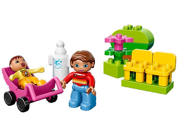 LEGO Mom and Baby 10585 LEGO konstruktors