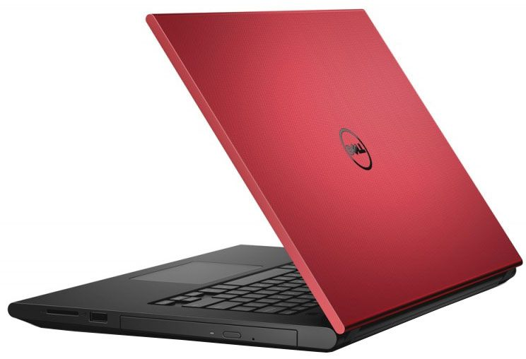 DELL Inspiron 3542 Red Portatīvais dators