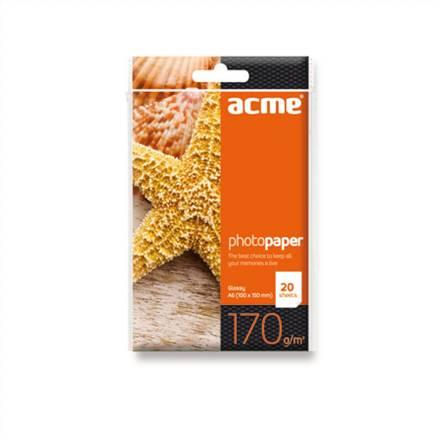 ACME Photo Paper A6 (10x15cm) 170 g foto papīrs