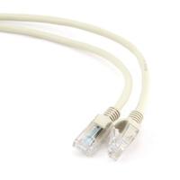 Gembird patchcord RJ45, cat.5e, UTP, 0.25m, gray tīkla kabelis