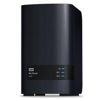 WD My Cloud EX2 NAS Case 2-Bay Ārējais cietais disks