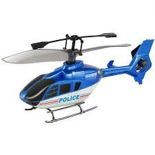 SILVERLIT I/R Eurocopter EC135 84674 Radiovadāmā rotaļlieta