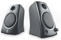 Logitech Z130 5W RMS (2 x 2.5 W) Compact Speaker datoru skaļruņi