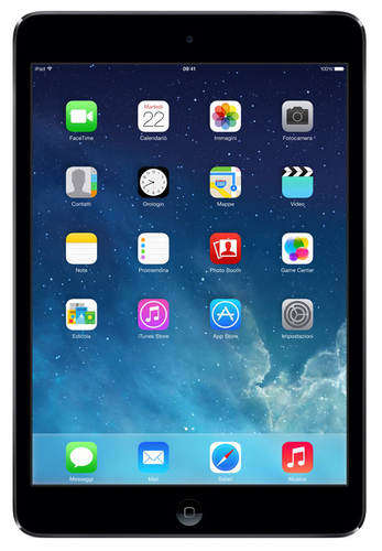 Apple iPad Mini 7.9 16GB Wi-Fi Space Grey Planšetdators