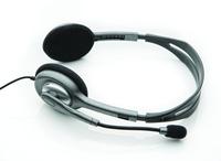 Logitech Stereo Headset H110, PC austiņas
