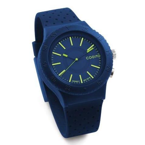 COGITO POP Smartwatch / Blue, Silicone-Blue Viedais pulkstenis, smartwatch