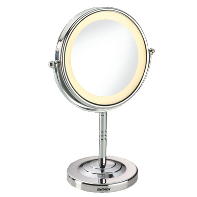 BaByliss spogulis ar apgaismojumu 20.5cm 8438 E Spogulis