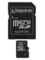Kingston 4GB Micro SDHC Class10 atmiņas karte