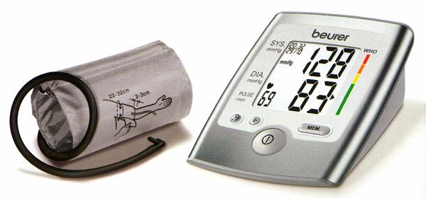 Beurer BM 35 asinsspiediena mērītājs