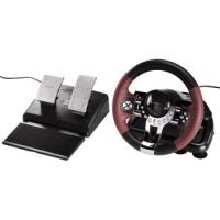 HAMA RACING WHEEL THUNDER V5 FOR PS3 spēļu konsoles gampad