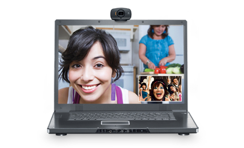 Logitech Webcam C525, USB, HD 720p video, 3MP photos web kamera
