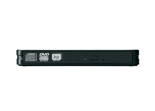 BUFFALO 8x Ultra-Slim USB 2.0 DVD Writer diskdzinis, optiskā iekārta