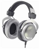 Beyerdynamic DT 880 Headband/On-Ear, Black, Silver austiņas