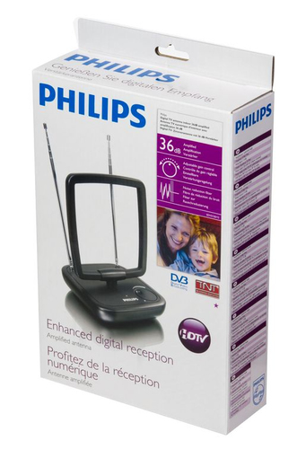 PHILIPS SDV5120/12 antena