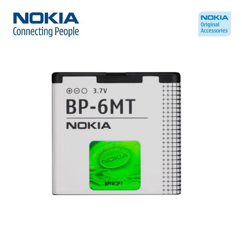 Nokia BP-6MT Original Battery E51 N97 E71 Li-Ion 1050mAh (M- akumulators, baterija mobilajam telefonam