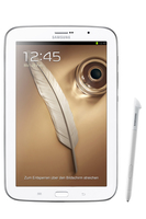 Samsung Galaxy Note 8.0 16GB White Planšetdators