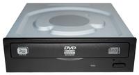 LITEON DVD RW SATA 22X INT BULK/BLACK diskdzinis, optiskā iekārta