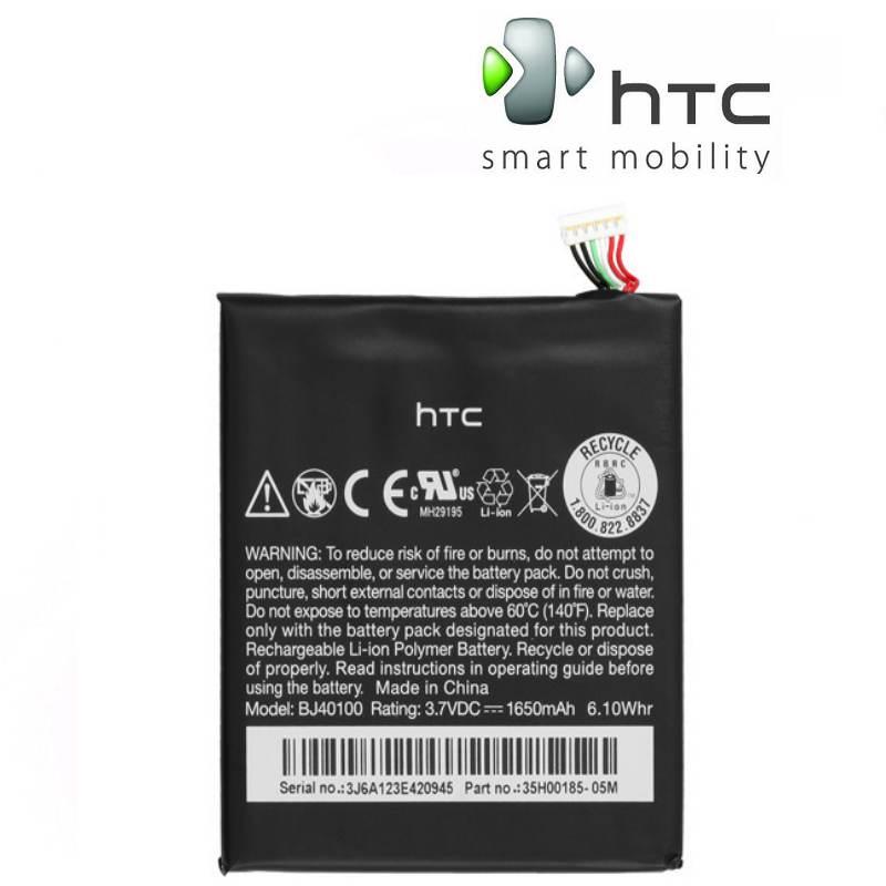 HTC BJ40100 Original Battery for One S Z560e One X S720e 165 akumulators, baterija mobilajam telefonam