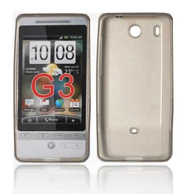 Forcell HTC Hero / G3 gumijots telefona maks aksesuārs mobilajiem telefoniem