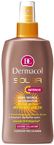 Dermacol Solar Intense Accelerator Body Lotion  200ml Women kosmētika ķermenim