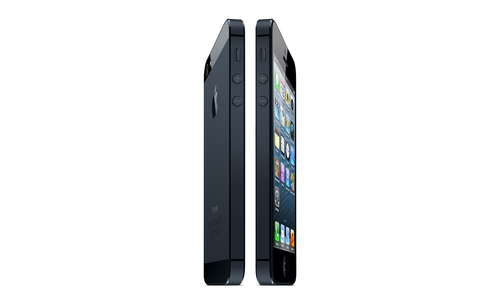 Apple iPhone 5 16GB Black Mobilais Telefons