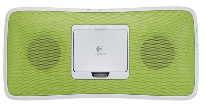 Logitech S315i Green Rechargeable Speaker pārnēsājamais skaļrunis