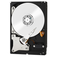 WD Red 4TB 6Gb/s SATA HDD cietais disks