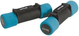 KETTLER Fitnesa hanteles Aerobic 2x0.5 kg blue 7360-142 hanteles