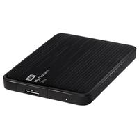WD MyPassport Ultra 500GB USB3.0 Black Ārējais cietais disks