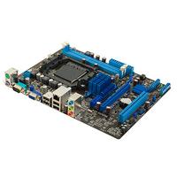ASUS M5A78L-M LX3 / AMD 760G (780L)/SB710 / 2 x DIMM, Max. 1 pamatplate, mātesplate