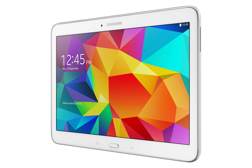 Samsung Galaxy Tab4 10.1 LTE 16GB Wi-Fi White Planšetdators