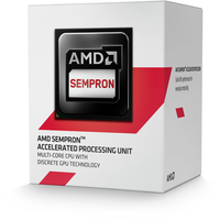 AMD Sempron 2650 X2 SAM1 BOX SD2650JAHMBOX CPU, procesors