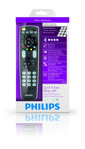 PHILIPS SRP5004/53 pults