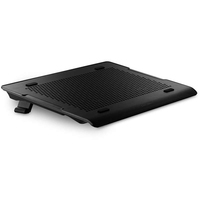 Cooler Master Notepal A200 Black R9-NBC-A2HK-GP portatīvā datora dzesētājs, paliknis