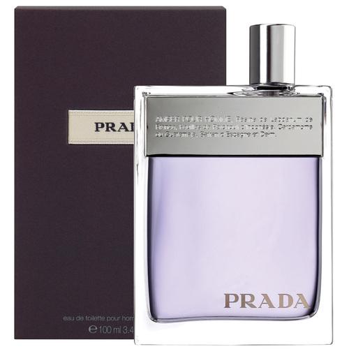 PRADA Amber Pour Homme (M) EDT/S 50ML Vīriešu Smaržas