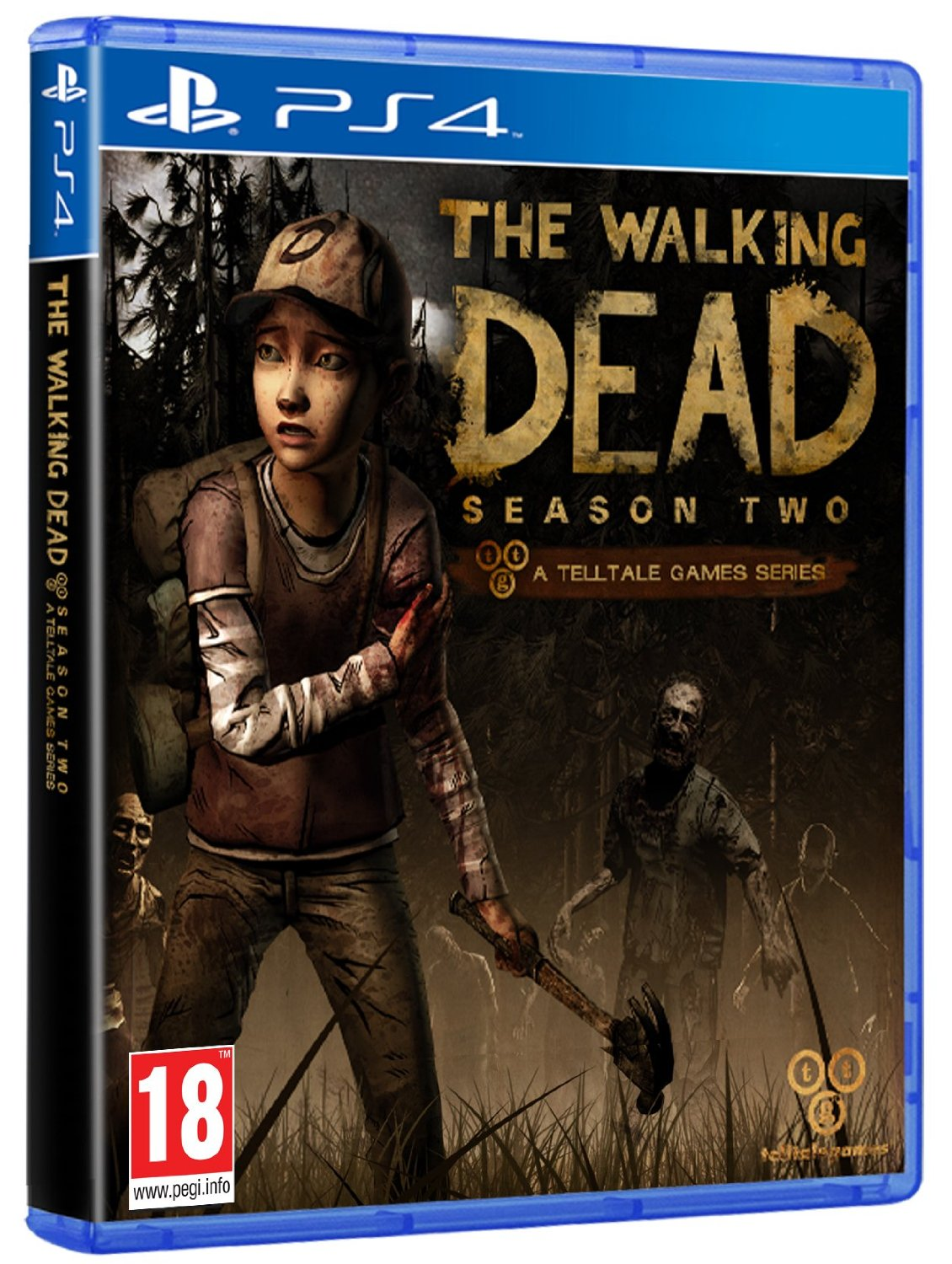 SONY PS4 Walking Dead Season 2
