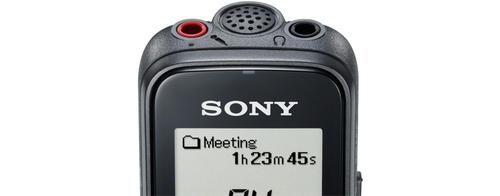 SONY ICD-PX333, 4GB diktafons