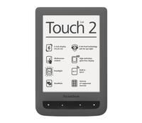 POCKETBOOK Touch Lux 626 dark grey Elektroniskais grāmatu lasītājs