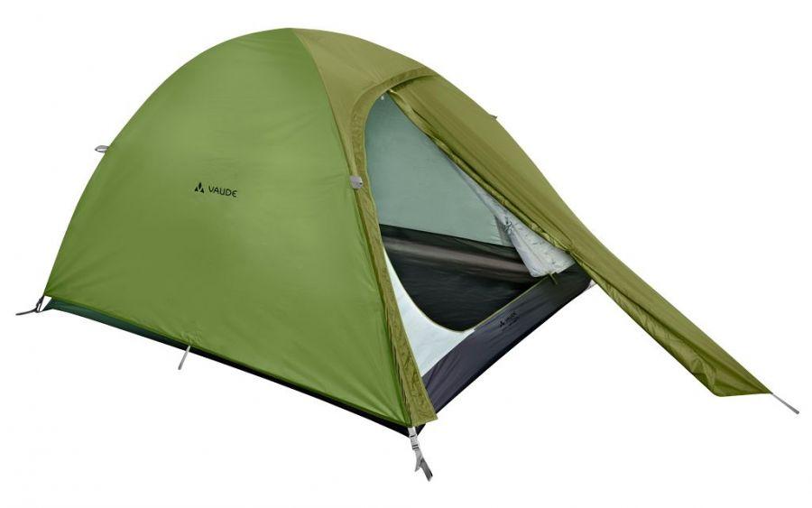 Telts Campo Compact 2P Teltis Kempingiem, pārgājieniem
