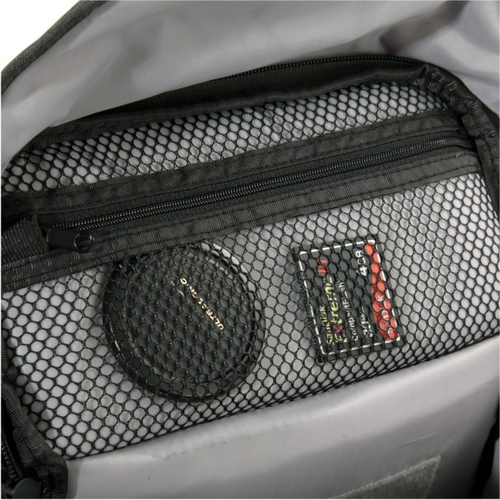 Vanguard BIIN 21 BLACK Shoulder Bag soma foto, video aksesuāriem