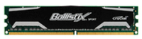 CRUCIAL MEMORY DIMM 4GB PC12800 DDR3/BLS4G3D1609DS1S00CEU operatīvā atmiņa